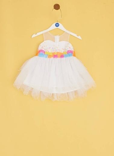 BG Baby Elbise Beyaz